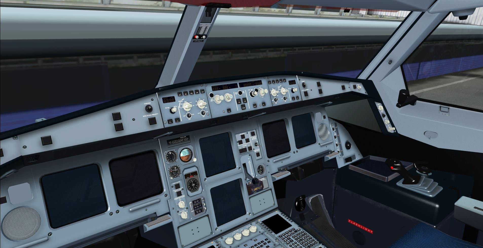 A330/A340 not working - BLACKBOX SIMULATION SOFTWARE